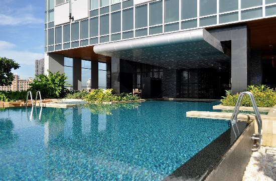 Somerset Sukhumvit Thonglor Bangkok: Swimming pool
