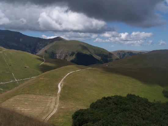Agriturismo Le Castellare: Monts Sibillins