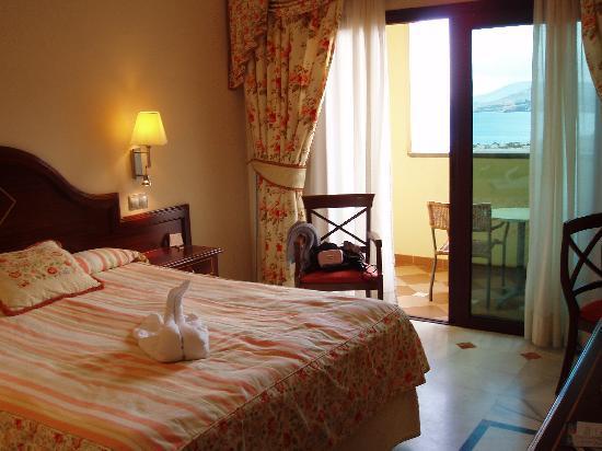 R2 Rio Calma Hotel & Spa & Conference : Vue avec la loggia