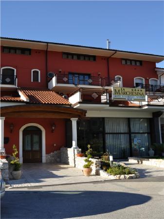 Teggiano, Italie : Hotel La Marchesina