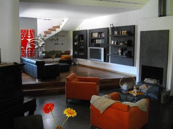 OttoMood B&B: livingroom
