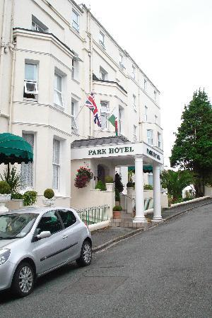 The Park Hotel Tenby : The Park Hotel