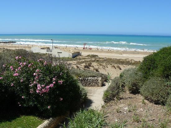 Club Med Kamarina: plage de l'hotel