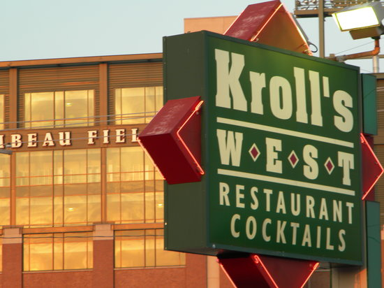 Photo of American Restaurant Kroll's West at 1990 S Ridge Rd, Green Bay, WI 54304, United States