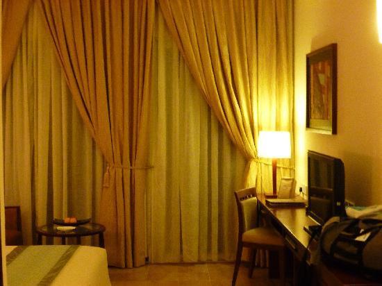 Hulhule Island Hotel: 部屋1