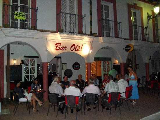 Welcome to Bar Ole