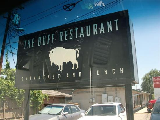 "Buff Restaurant: Eat In ""The Buff"""