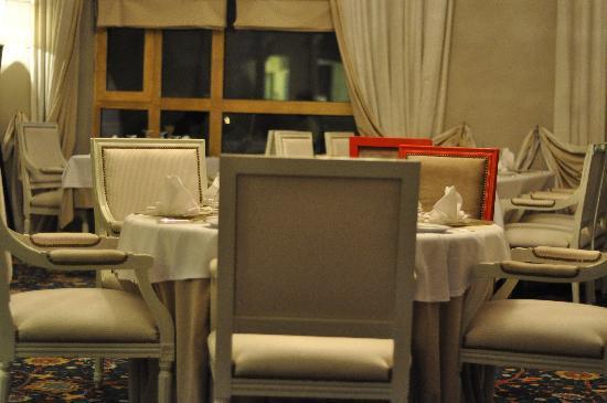 Regency Tunis Hotel: Le restaurant italien