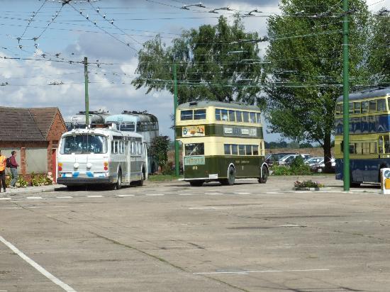 The Trolleybus Museum at Sandtoft: trolleybus museum, sandtoft