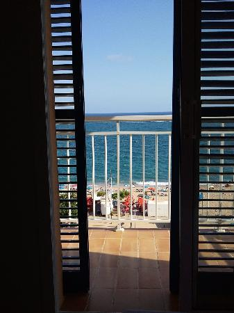 Sorrabona Hotel: View from the room