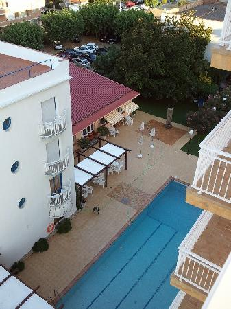 Sorrabona Hotel: Pool area