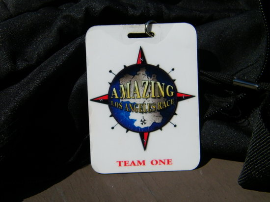 Fantastic Race: We were team one