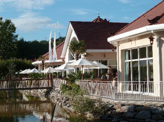Les Jardins de Beauval : restaurant et entrée