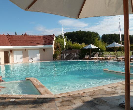 Les Jardins de Beauval : piscine