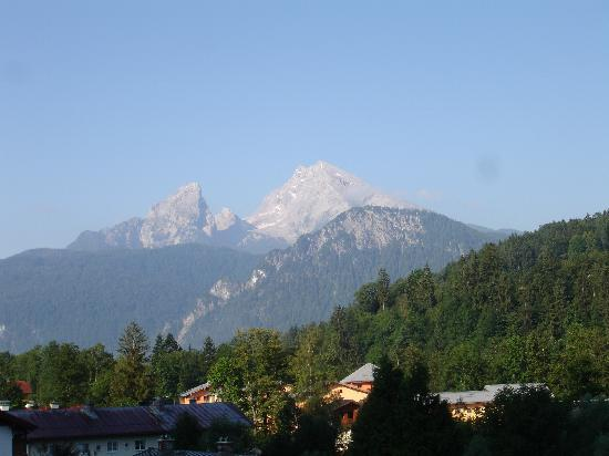 Alpenhotel Fischer: View from balcony 2