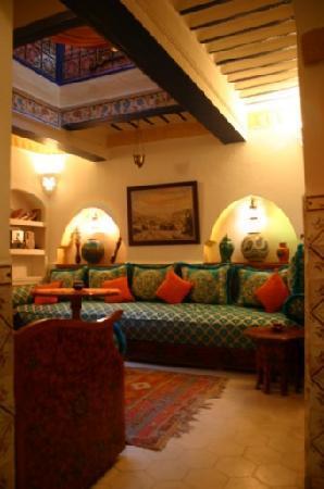 Riad Eowa: Sala privada 1