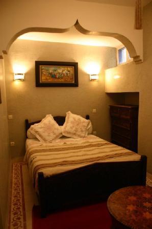 Riad Eowa : Dormitorio doble piso bajo