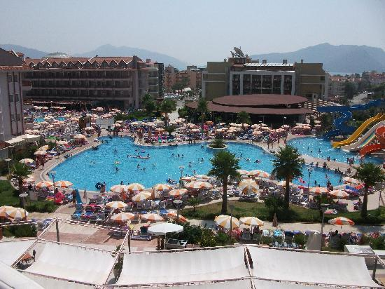 Green Nature Resort & Spa : gorgeous pools