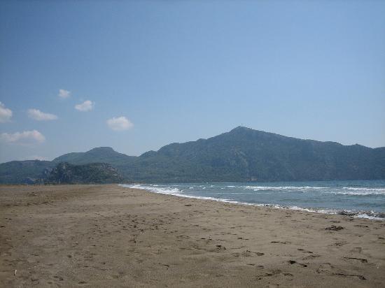Dalyan, Turkey: Iztuzu Beach