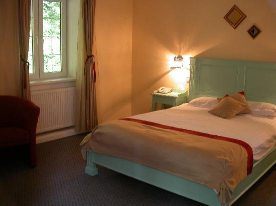 Bastion Hotel: Bedroom