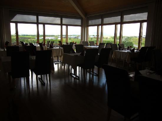 Icelandair Hotel Fludir: Comedor
