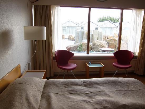 Icelandair Hotel Fludir: Habitación