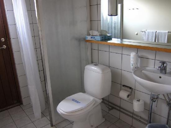 Icelandair Hotel Fludir: Baño