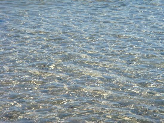 Calasetta, Italia: un'acqua meravigliosa...