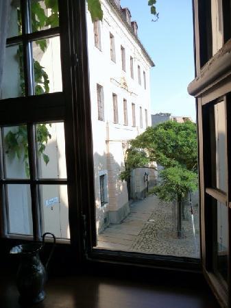 Schloss Schänke Hotel: lovely views