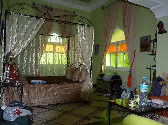 Le Petit Riad: Une chambre