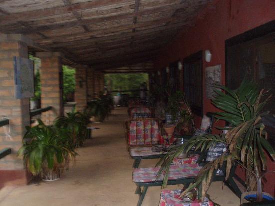 Kafountine, เซเนกัล: Porche