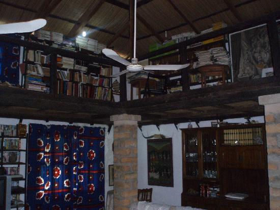 Kafountine, เซเนกัล: Biblioteca