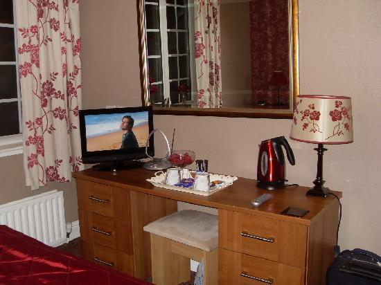 Solway Lodge Hotel: Nice modern room