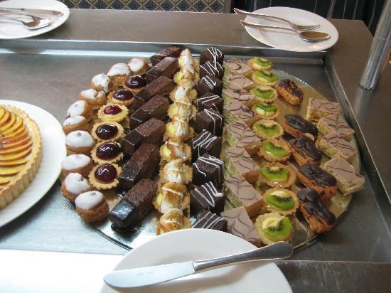 El Mouradi Cap Mahdia: Desserts