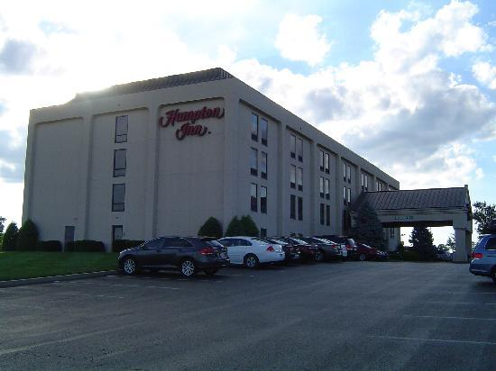 Hampton Inn Frankfort: Hampton Inn, Frankfort, KY