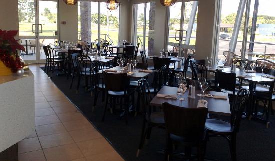 Tropixx Motel & Restaurant: Restaurant