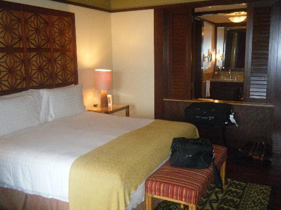 Four Seasons Resort Costa Rica at Peninsula Papagayo: comfortable bed