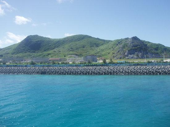 Tonaki-son, Japan: トナキの海