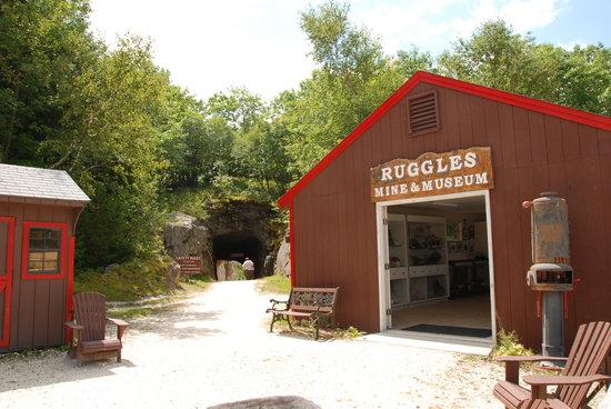 Ruggles Mine