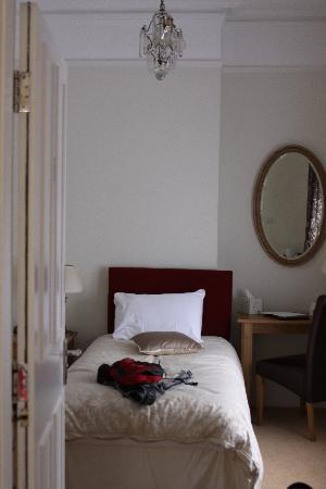 Villiers Lodge : my room