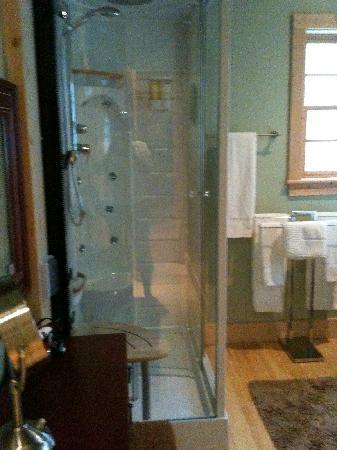 Mountain Laurel Creek Inn & Spa: bathroom