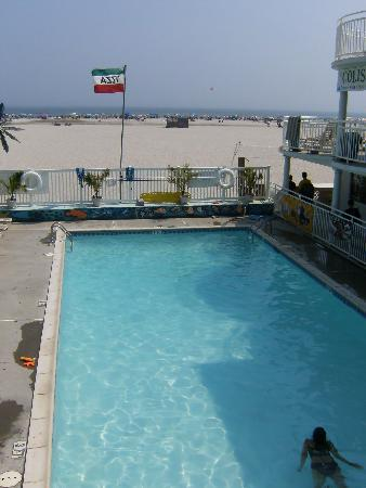 Coliseum Ocean Resort: the pool