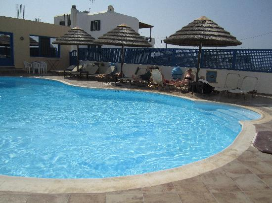 Hotel Villa Adriana: Pool