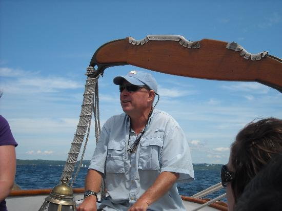 Sailing Vessel Friend Ship: Captain Glenn