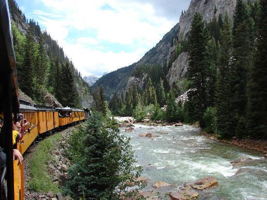 Durango and Silverton Narrow Gauge Railroad and Museum : Just Beautiful