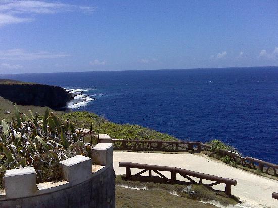 Saipan, Mariana Islands: Bonzai Cliff