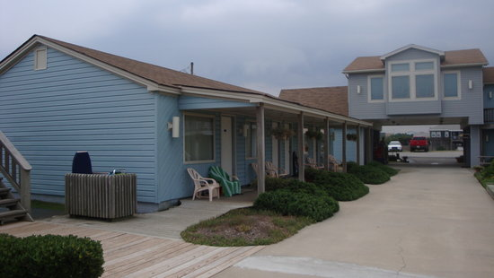 Kitty Hawk, Carolina del Norte: Hotel