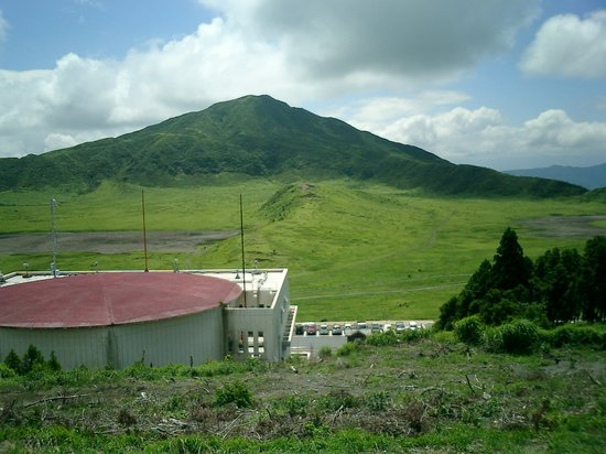 阿苏火山博物馆