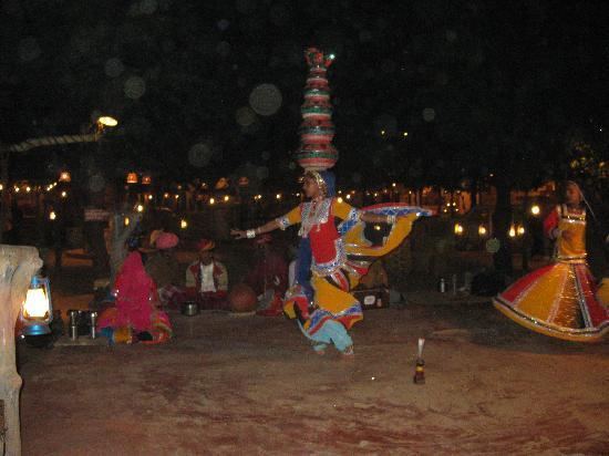 Ashok Jaipur: Chokhi Dhani, Jaipur