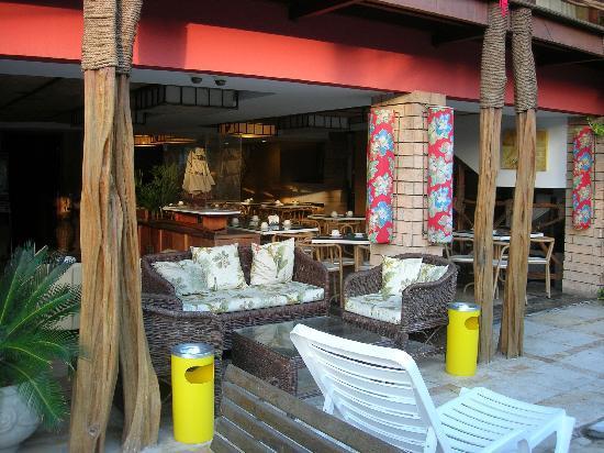 Hotel Safari: Restaurant